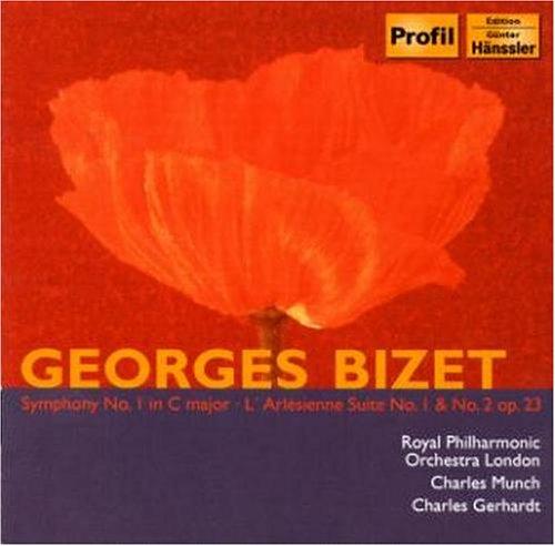 GEORGES BIZET.Sym.No.1 L'arles
