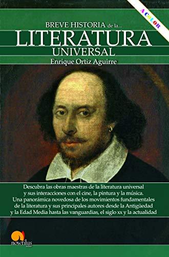 Breve historia de la literatura universal eBook: Enrique Ortiz ...