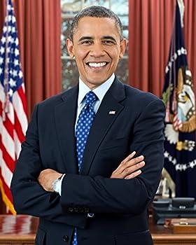 PRESIDENT Barack Obama 8 x 10 GLOSSY Photo Picture IMAGE #8