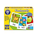 Orchard Toys -  Cartes instantanées 'Flash Cards' - Langue anglaise - Langue: anglais