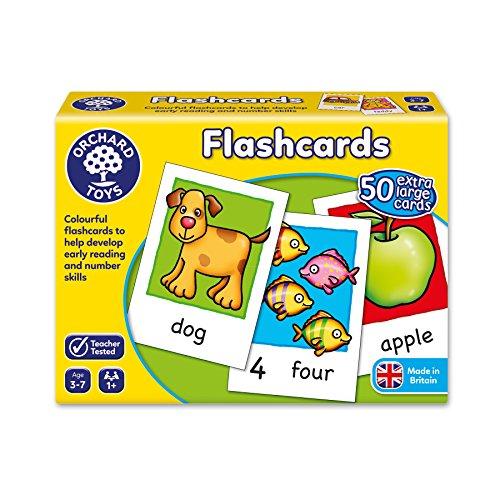 Orchard Toys Grelle Karten Flashcards - Englische Sprache