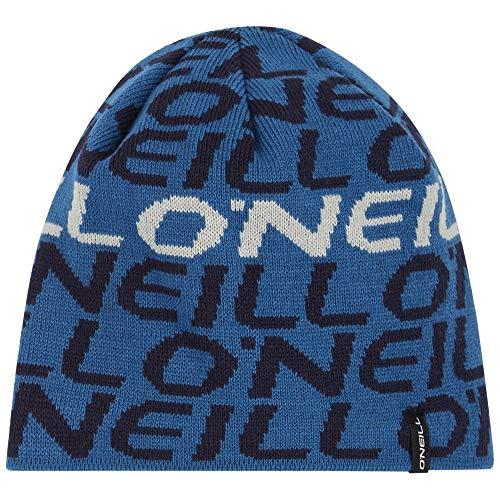O'Neill BM Bannière Bonnet, Bleu Port De Mer Une Taille
