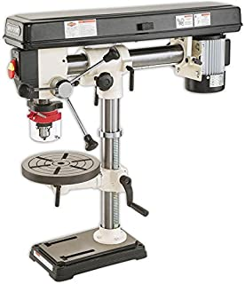 SHOP FOX W1669 1/2-Horsepower Benchtop Radial Drill Press