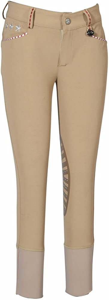 Equine Couture Stars and Breeches Patch Superior At the price Knee Stripes