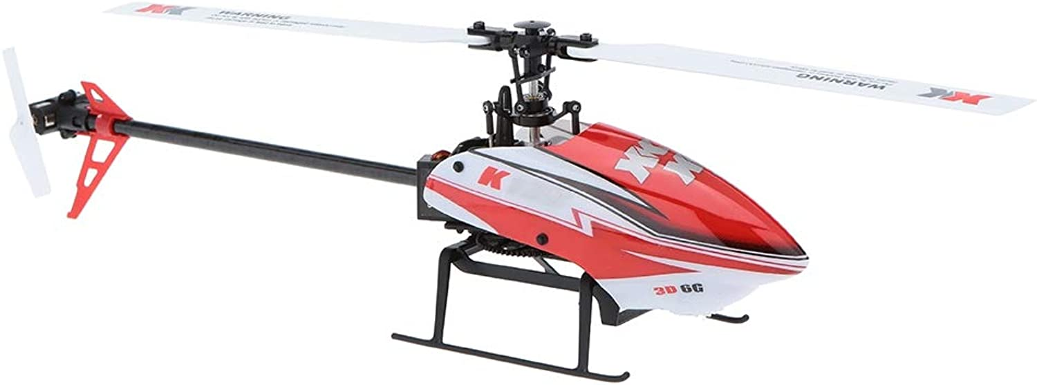 Kaim XK K120 2.4G 6CH 3D   6G Mode Brushless Motor RC Helicopter Aircraft Drone