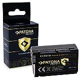 PATONA Protect Bateria EN-EL15C, Sensor de Temperatura NTC, Carcasa V1 Compatible con Nikon Z5, Z6, Z6II, Z7, Z7II, D7500