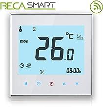 BECA BHT-1000GCLW Termostato, blanco, Boiler Heating