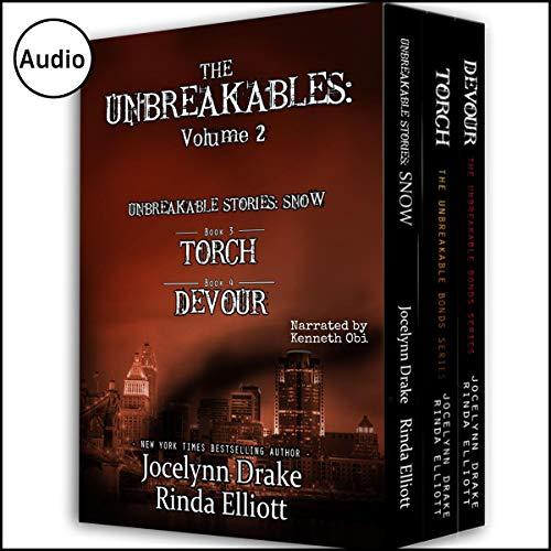 The Unbreakables, Volume 2 Titelbild