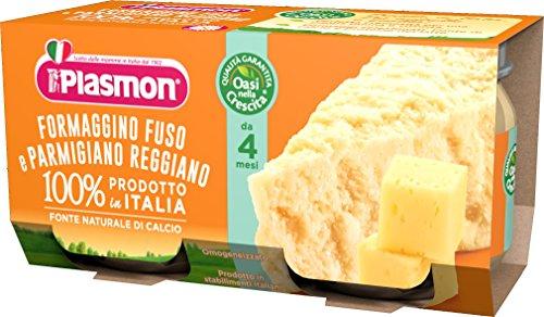 100% Prodotto in Italia Delicatamente saporito Nutriente.. naturalmente! Con il calcio e le proteine del latte Parmigiano Reggiano DOP