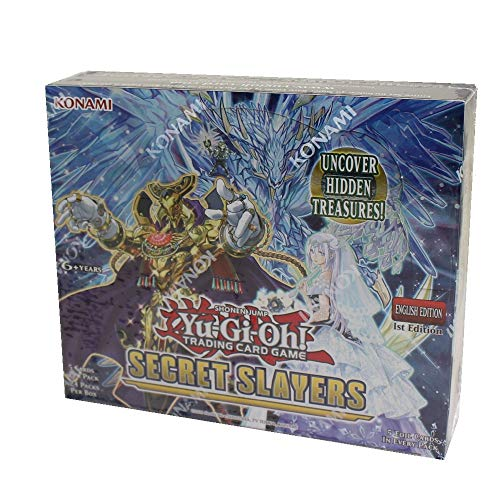 Yu-Gi-Oh! TCG: Secret Slayers Booster Display (24)