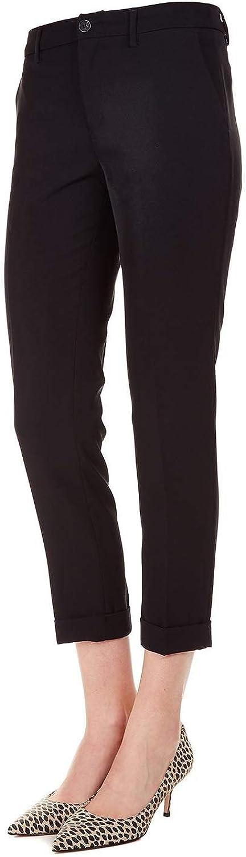 Liu Jo Women's WXX046T789622222 Black Polyester Pants