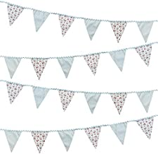 Talking Tables Truly Scrumptious Fabric Bunting for Party, 3m, Multicolor