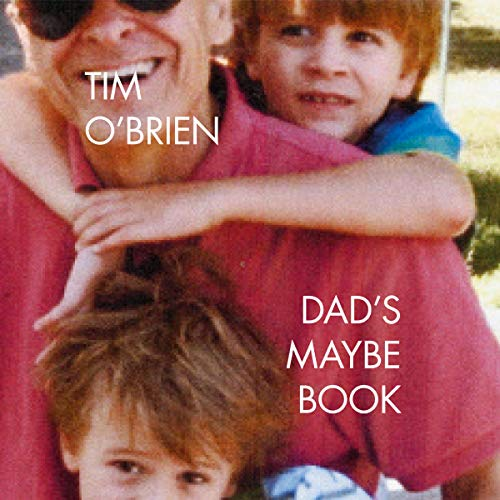 Dad's Maybe Book audiobook cover art