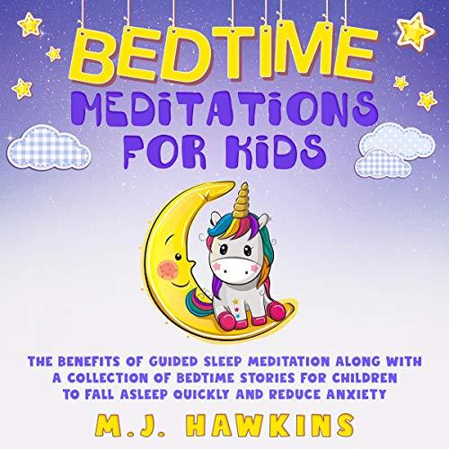 Bedtime Meditations for Kids Titelbild