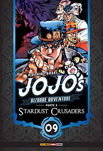Jojo's Bizarre Adventure – Parte 3 – Stardust Crusaders Vol. 9