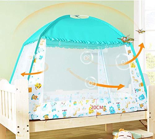 MIRAGE baby wieg Tent, baby wieg net te beschermen tegen insecten houden baby in veilig - met rits