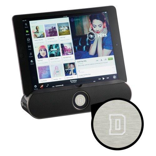 CollegeFanGear Dartmouth ifedelity Rollbar Bluetooth Speaker Stand 'Primary Mark Engraved'