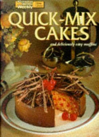Quick-mix Cakes (