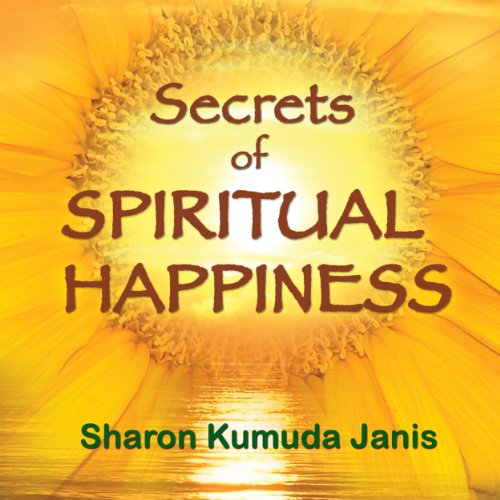 Secrets of Spiritual Happiness Titelbild
