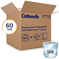 Kimberly-Clark Professional Cottonelle Professional Bulk Toilet Paper (60 Rolls, 451 Sheets Per Roll)