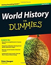 Best history for dummies books Reviews
