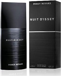Issey Miyake Nuit D Issey for Men Eau De Toilette Spray, 2.5 Fluid Ounce