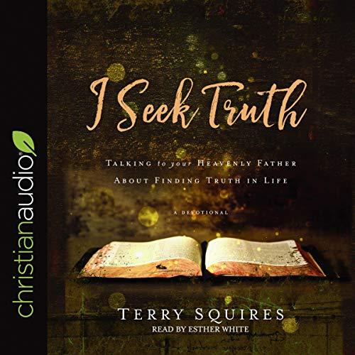 I Seek Truth audiobook cover art