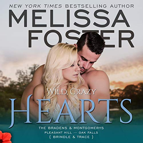 Wild, Crazy Hearts audiobook cover art