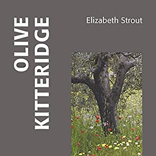 Olive Kitteridge audiobook cover art