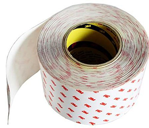 3M Scotchgard Clear Paint Protection Bulk Film Roll 6-by-48-inches