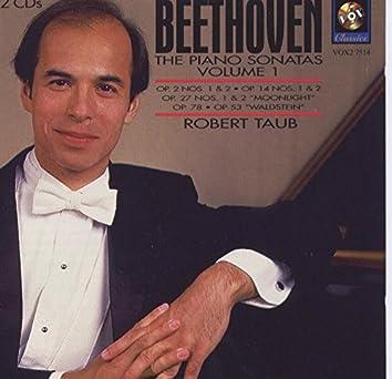 Beethoven: The Piano Sonatas Volume I