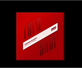 Ateez 4th Mini Album - Treasure Epilogue : Action to Answer Album + Official Folded Poster + 2 Extra Double Side Photocard...