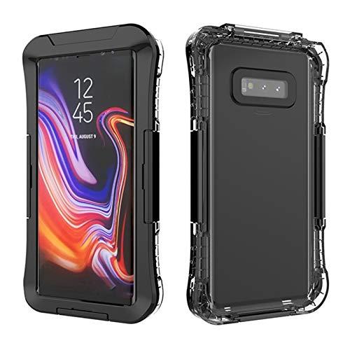 RKRLJX Carcasa Protectora Impermeable Caja Impermeable IP68 Fit For Samsung Galaxy S10 Plus S10E S8 Nota 10 9 S7 Edge Bajo La Cubierta del Buceo A Prueba De Agua 360 Clear Shockprow