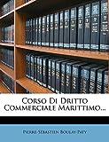 Corso Di Dritto Commerciale Marittimo...