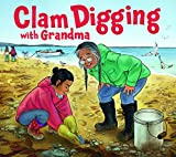 Clam Digging with Grandma (English) (Nunavummi)