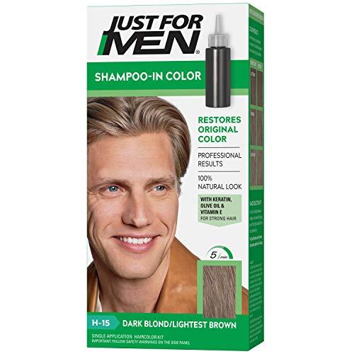 Just for Men Shampoo-In Hair Color Dark Blond 15 (Haarfarbe)