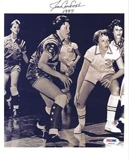 Joan Crawford Autographed 8x10 Photo USA PSA/DNA #S40103