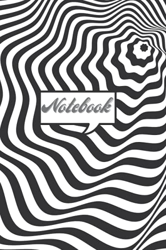 Netbook: Leopard Print Composition Notebook - College Ruled 120 Pages - Large 6×9