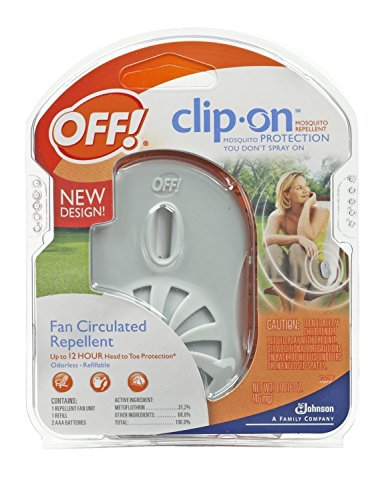 OFF Mosquito Clip-on FAN ( 2-pack ) (2)