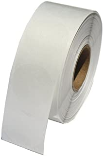Hybsk Clear Seal Sticker Labels 1.5 inch Round Circle Wafer Stickers/Labels (1.5 inch Round)