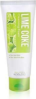 KOELCIA Lime Coke Cleansing Foam 120ml/コエルシア ライム コーク クレンジングフォーム 120ml/Korea Cosmetics