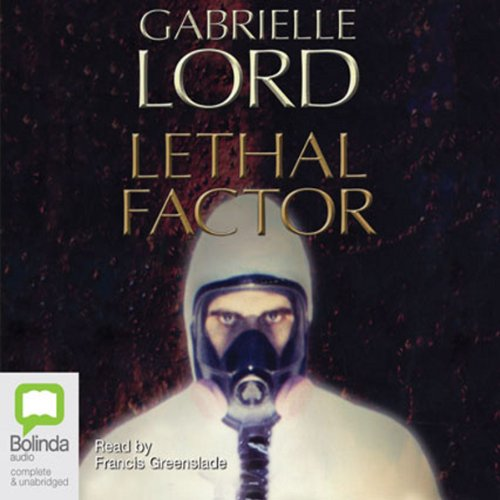Lethal Factor audiobook cover art