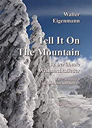 Anzeige AMAZON (Tell it on the mountain - 12 berühmte Weihnachtslieder für Frauenchor)