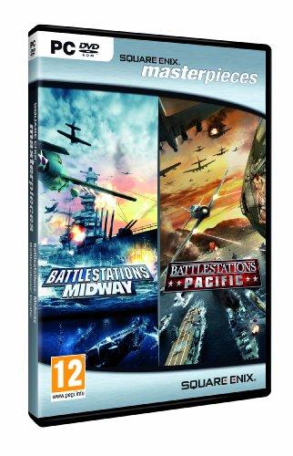Battlestations: Midway + Pacific - Double Pack [Bundle]