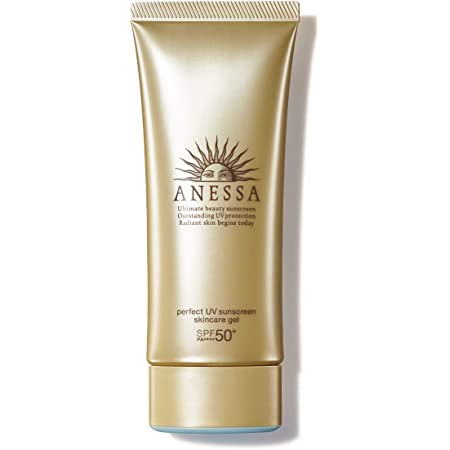 ANESSA Perfect UV Skin Care Gel a Sunscreen Citrus Soap Scent 3.2 oz (90 g)