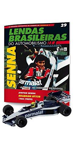 Brabham Bmw Bt52B. Ayrton Senna - Lendas Brasileiras do Automonilismo. 29