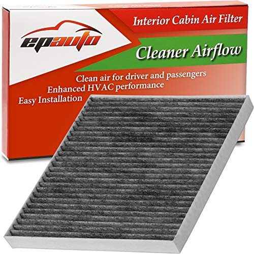 EPAuto CP709 (CF10709) Replacement for Hyundai/KIA Premium Cabin Air Filter includes Activated Carbon