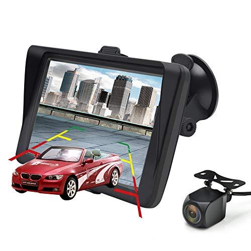 GPS Auto Navigation LCD Resistive 7 Zoll Sat Nav Navigator für LKW und Auto mit Kartenaktualisierungen pro Vida(mit Camara)