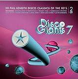 Wally Badarou: Disco Giants Vol.7 (Audio CD (Compilation))