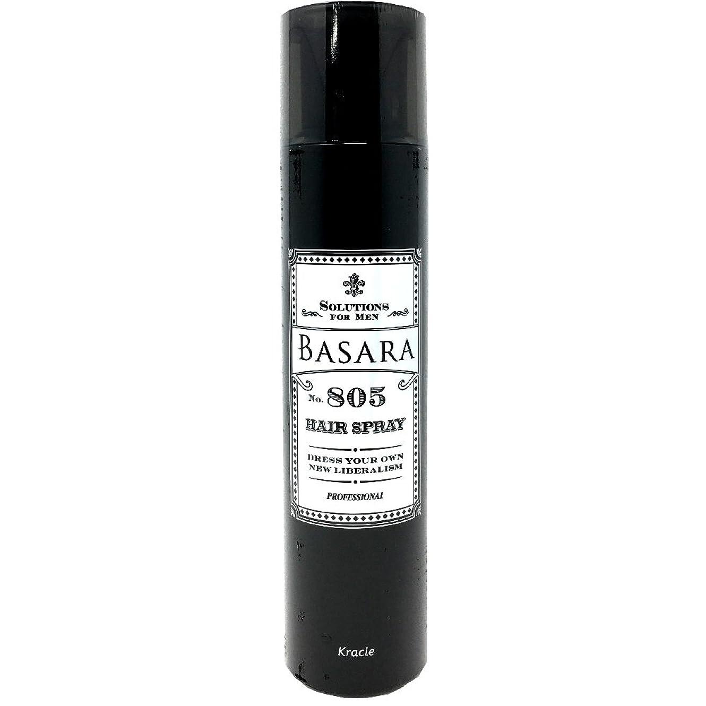 褐色溶融閃光バサラ ハードスプレー〔微香性〕〔整髪料〕